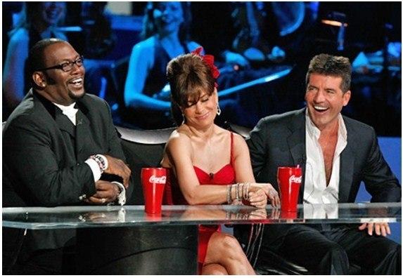 Coca-Cola w amerykańskim X-Factorze