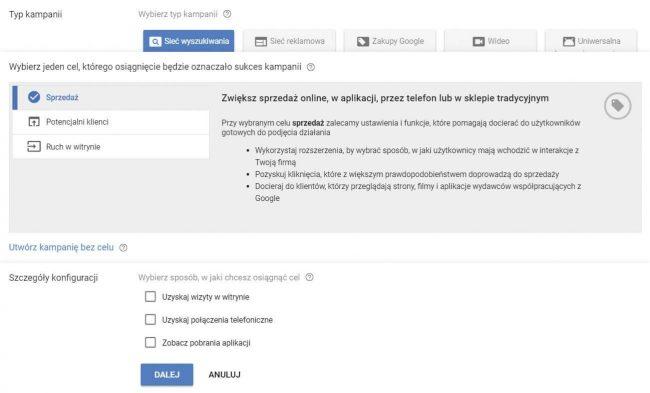 Cele w Google AdWords - Gdy ograniczają cię koszty. 5 sposobów na skuteczne działania w AdWords przy niskim budżecie reklamowym