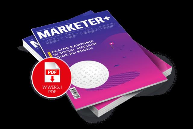"""Płatne kampanie w social media - 7 bestsellerów na 7 urodziny """"Marketera+"""""""