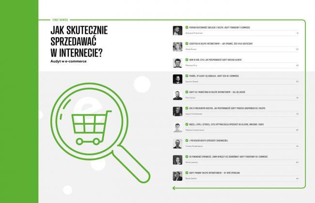 "Magazyn E-commerce w praktyce - Magazyn ""E-commerce w Praktyce"" już na rynku!"