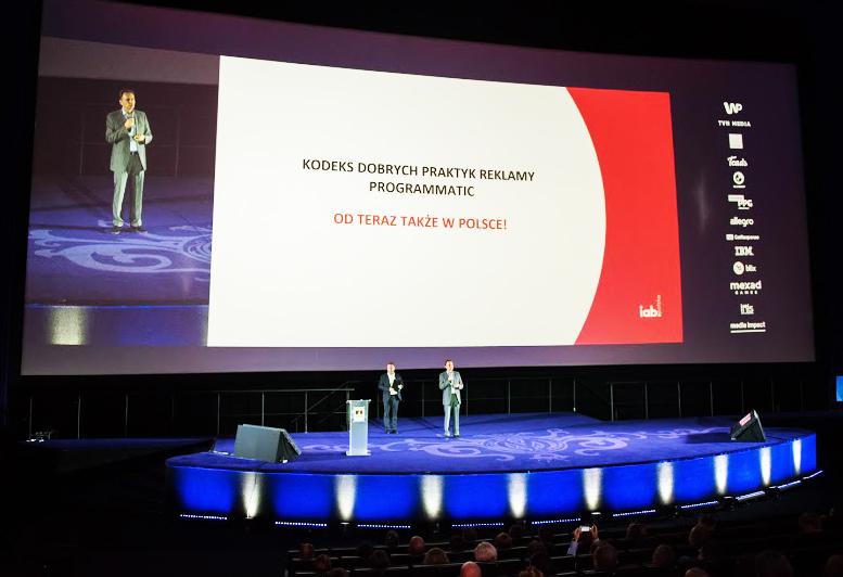 Slajd z prezentacji Kodeks Dobrych Reklamy Programmatic