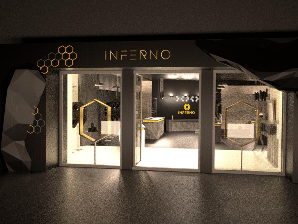 Inferno - sklep z biżuterią a customer experience