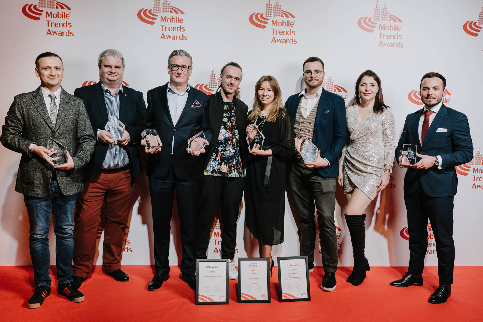 Finaliści Mobile Trends Awards 2019