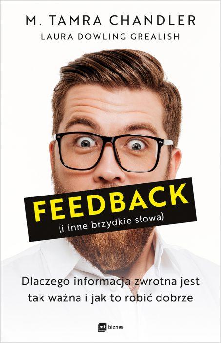 Feedback i inne brzydkie słowa książka