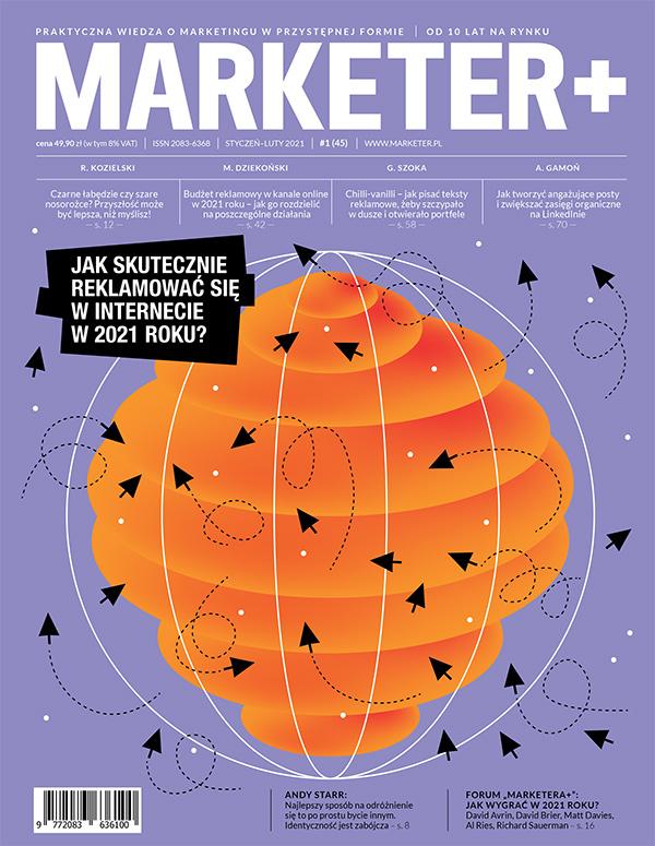 Jak skutecznie reklamować się w internecie - Marketer+