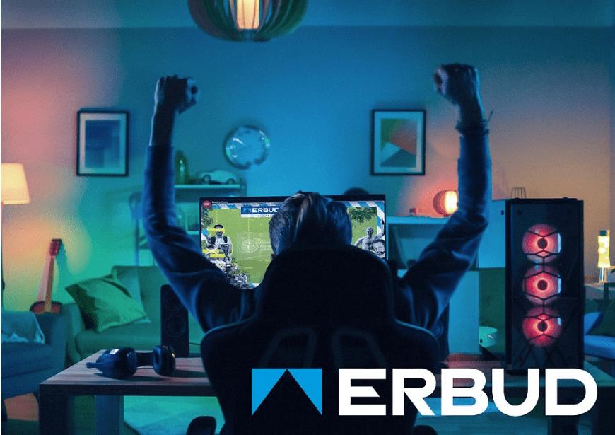 Kampania gamingowa jednej z najwiekszych firm budowalnych w Polsce - Erbud