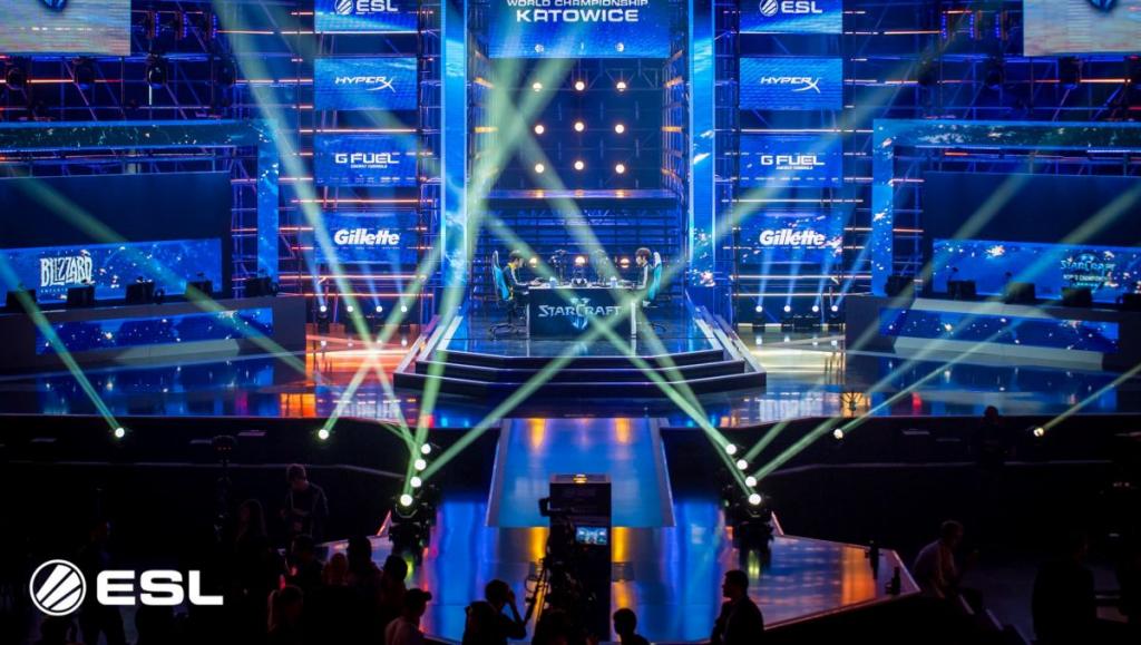 Marka Gillet - Intel Extreme Masters Katowice 2019
