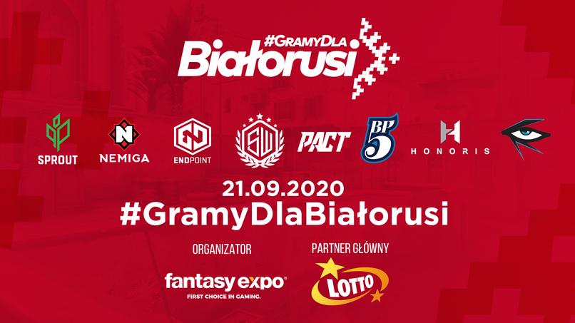 Turniej Gramy dla Bialorusi
