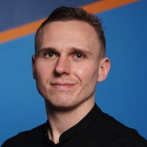 Krzysztof Gonka_ senior marketing manager w Decathlon