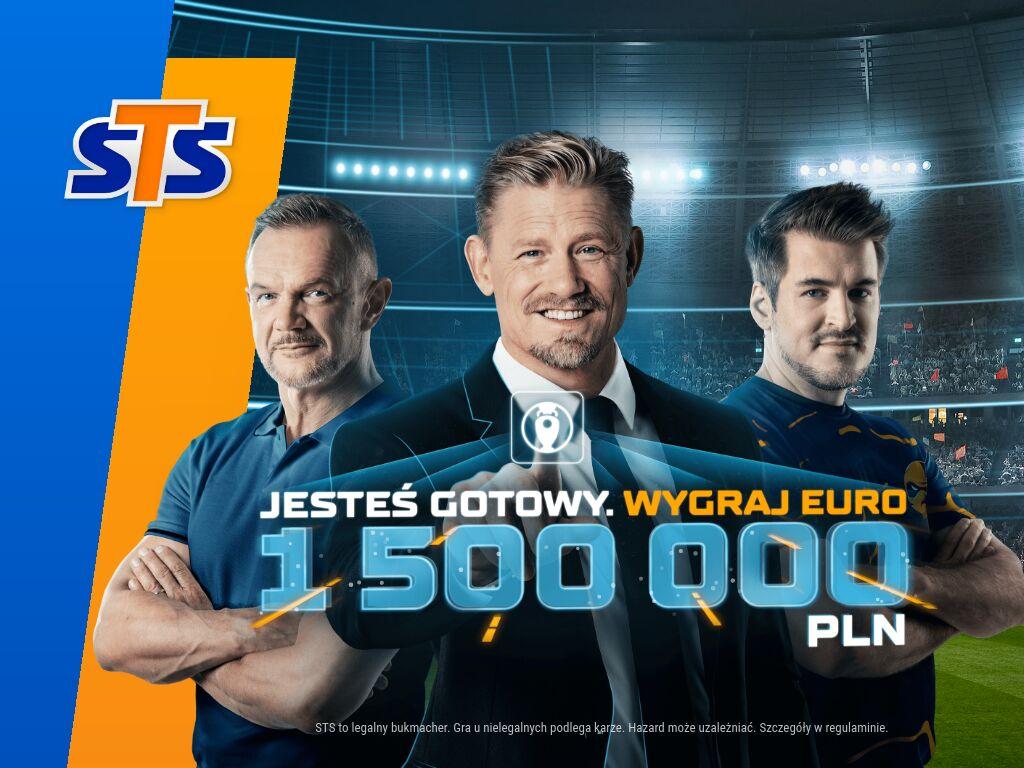 Konkurs Grupy STS z okazji EURO 2020