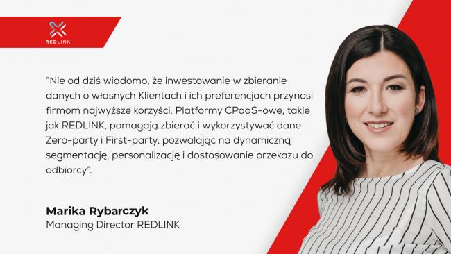 Marika Rybarczyk_ managing director w REDLINK